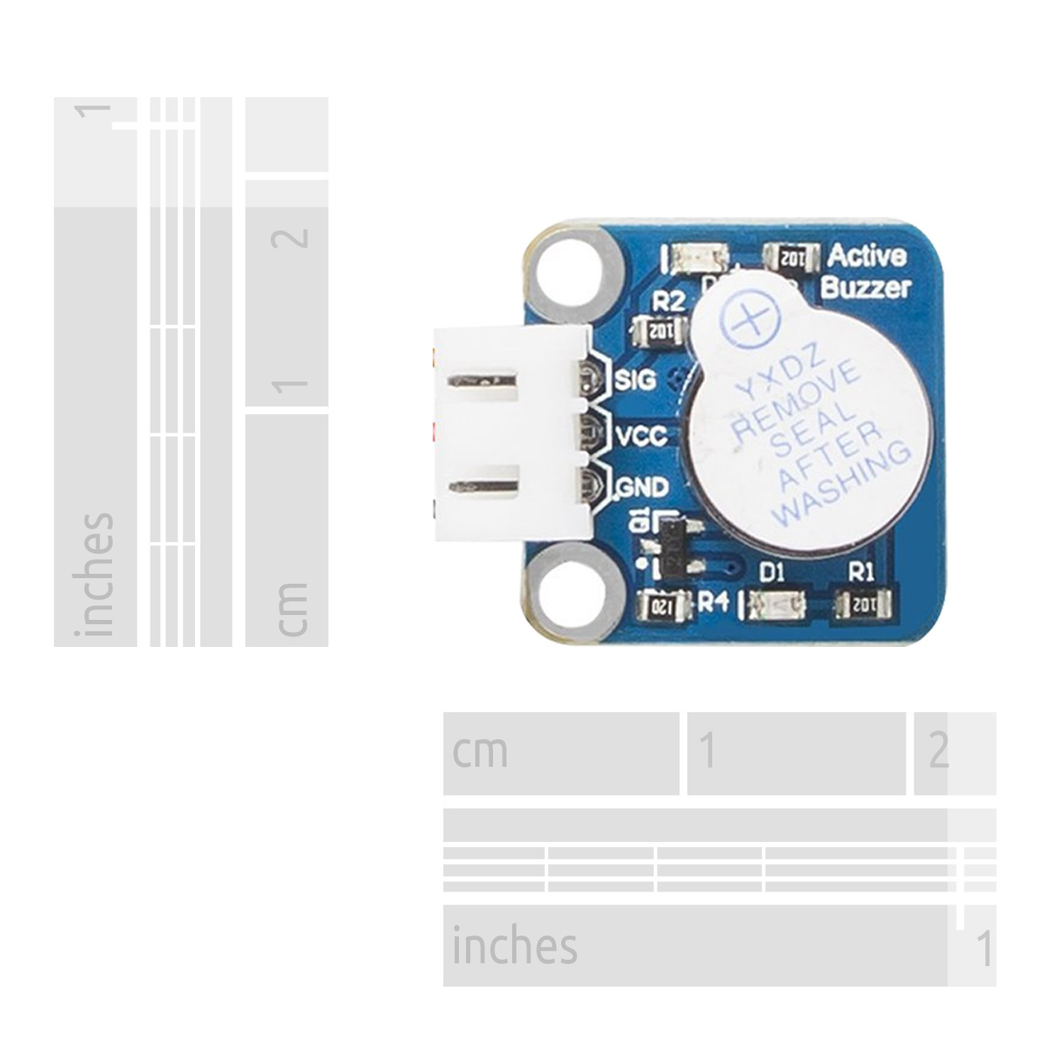 Sunfounder Active Buzzer Sensor Module For Arduino And Raspberry Pi Amp Camera Interface Cell Phones Accessories