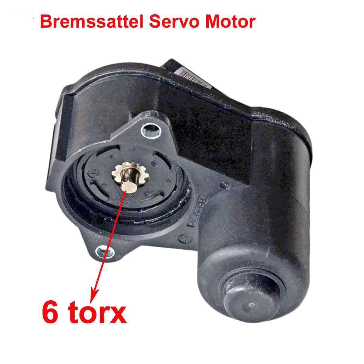 Pinza Freno Servomotore 6-Kant 6 Torx Auto parts-GLD