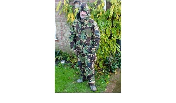 Camo Suit NBC - Traje de camuflaje de excedente militar (chaqueta ...