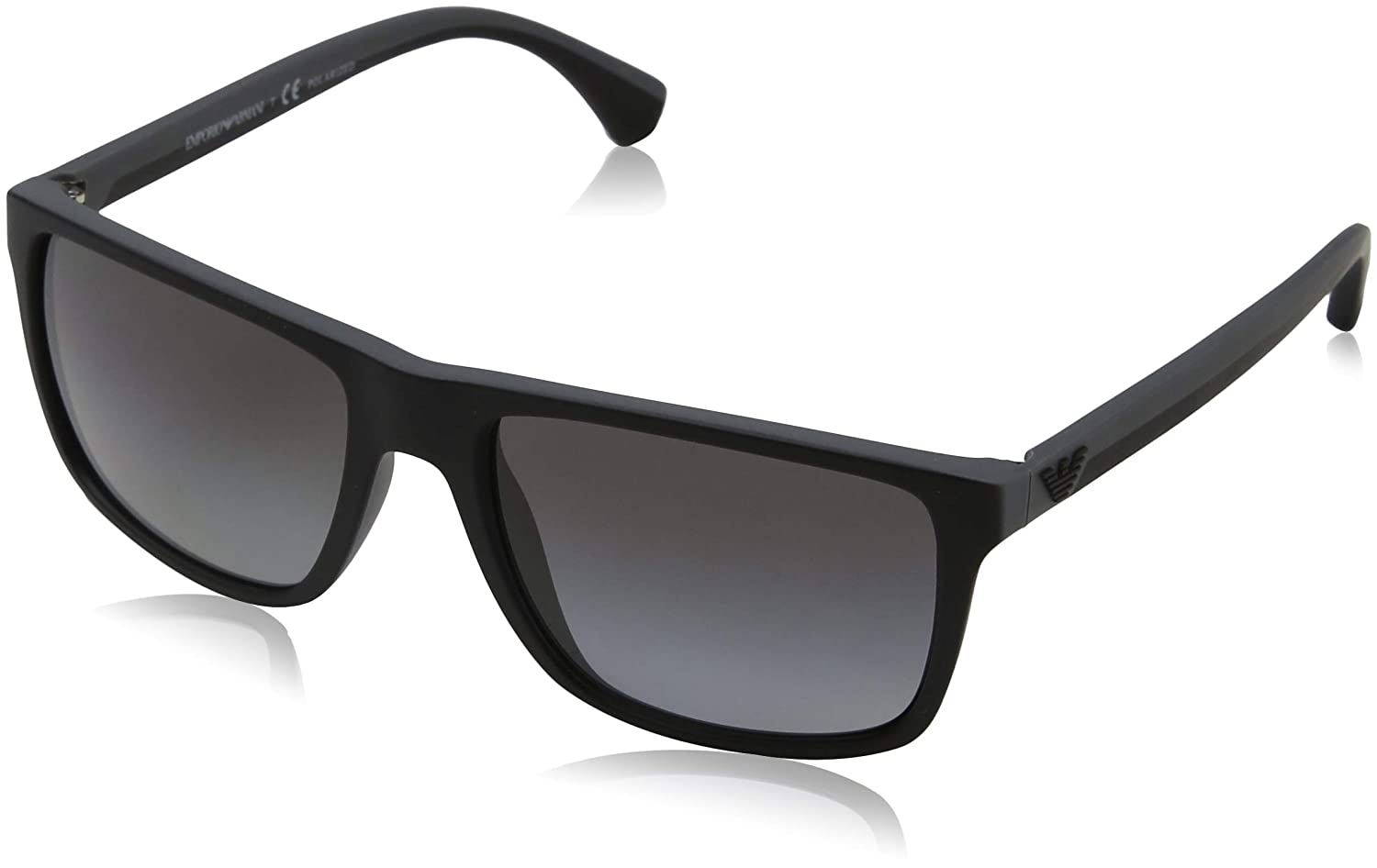 db1572d352 Emporio Armani EA 4033 Men s Sunglasses at Amazon Women s Clothing store