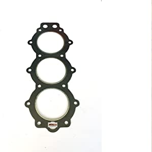 Boat Outboard Motor Head Gasket 0329836 329836 18-3836 for Johnson Evinrude OMC Outboard 40HP - 55HP 60HP 3 CYL Marine Motor Engine