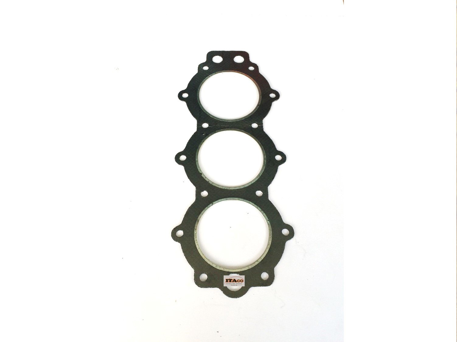 HEAD GASKET 0329836 18-3836 fit JOHNSON EVINRUDE OUTBOARD 40HP - 55HP 60HP 3 CYL