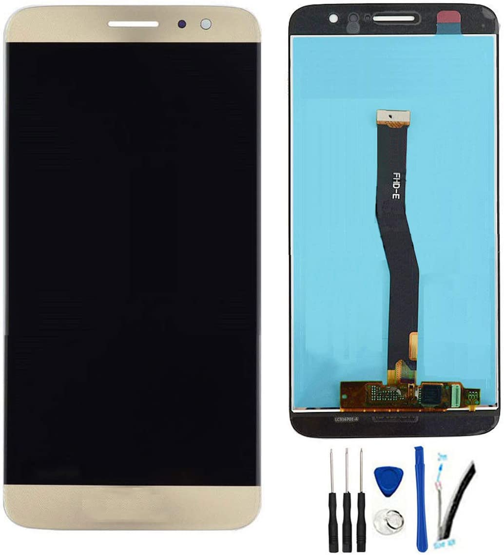 SOMEFUN Pantalla LCD + Touch de Repuesto para Huawei Nova Plus MLA ...