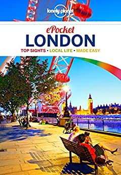 Lonely Planet Pocket London Travel ebook product image