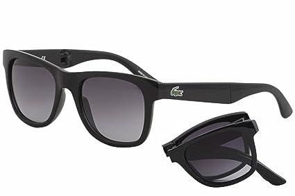 236003f82e98 Amazon.com  Lacoste L778S (001) Black Sunglasses 52mm  Sports   Outdoors
