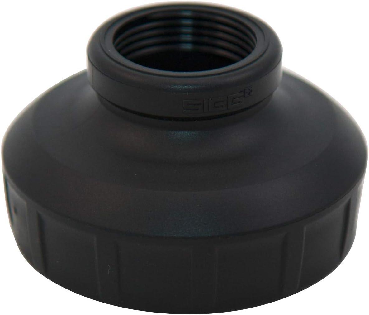 SIGG Screw Top Black pièce de rechange potable bouteilles fermeture couvercle noir