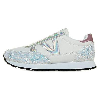Et 141103blanco Victoria 141103 Blanc Basket Chaussures Eq8Xq