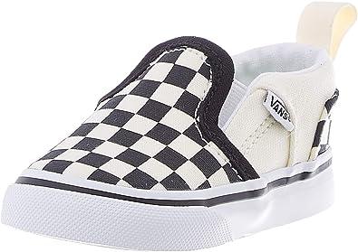 hermoso estilo pensamientos sobre comprar baratas Vans Asher V, Mocasines para Bebés: Amazon.es: Zapatos y complementos