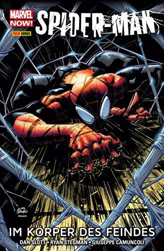 Marvel Now! PB Spider-Man Vol. 1: Im Körper des Feindes (Marvel Now! Spider-Man) (German Edition)