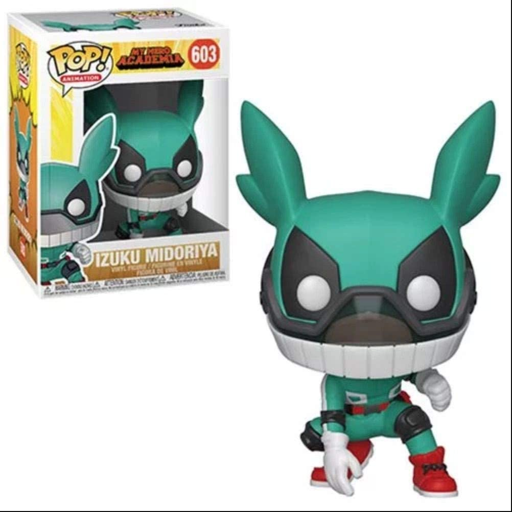 FUNKO POP MY HERO ACADEMIA All Might Deku Todoroki Shota Fumikage ANIMATION