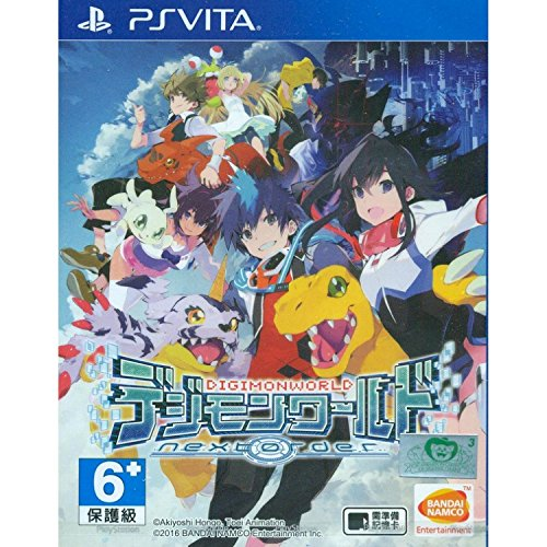PS VITA Digimon World: Next Order (JAPANESE SUBTITLE) - PlayStation Vita [PSV]
