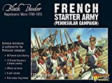 Warlord Games, Napoleonic French Starter Army (Peninsular Campaign), Black Powder Wargaming Miniatures