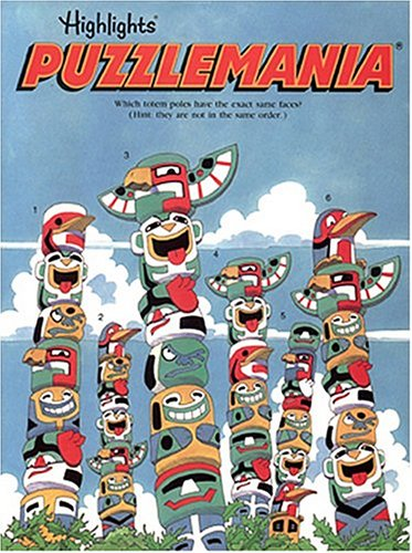 Puzzlemania Book 18 ebook