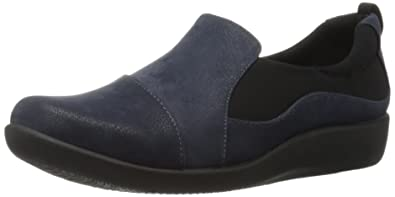 ae86109d Clarks Women's CloudSteppers Sillian Paz Slip-On Loafer