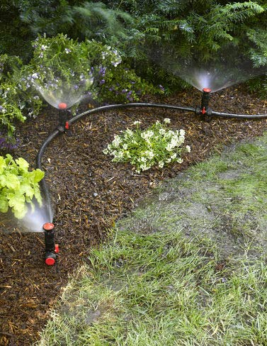 Snip-n-Spray Garden and Landscape Sprinkler System