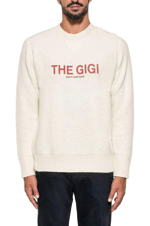 THE Bianco GIGI Maglione Uomo DEXTERTSJ858200 Lana Bianco THE M 361fa7 68547a34f2e1