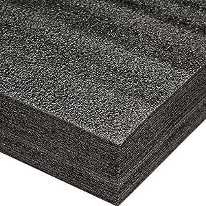 Amazon Com Fastcap Kaizen Foam 57mm 2 1 4 Quot Black