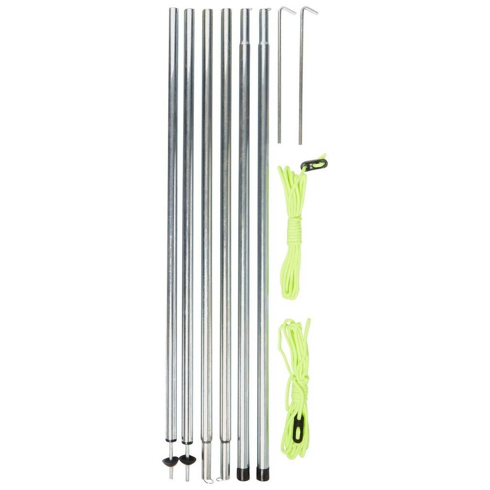 Natural One Size Eurohike King Pole Set