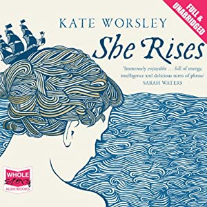 She Rises Audiobook