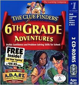 Clue Finders 6th Grade Adventures w/ADAPT