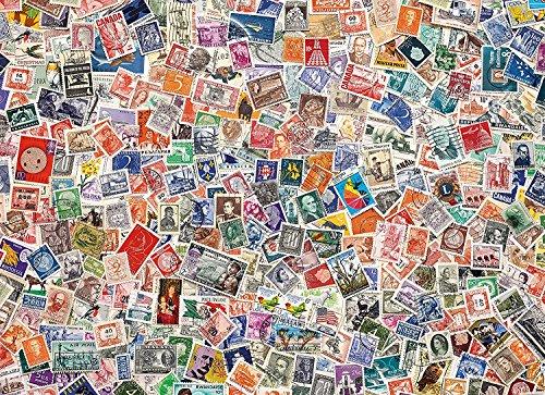Philatelist Dream Jigsaw Puzzle, Stamp Collector