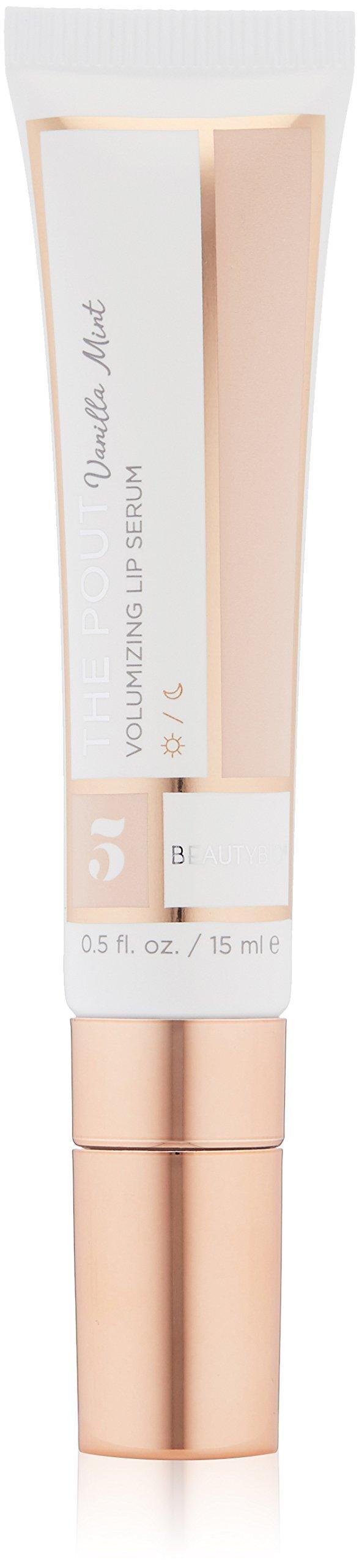The Pout  Vanilla Mint Hyaluronic Acid Collagen Plumping Lip Serum