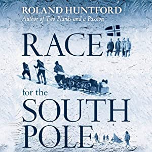 Race for the South Pole Audiobook