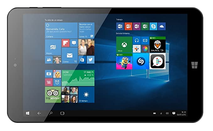 AIRIS WinPAD 82W - TAB82W Tablet 8 Pulgadas Windows 10: Amazon.es ...