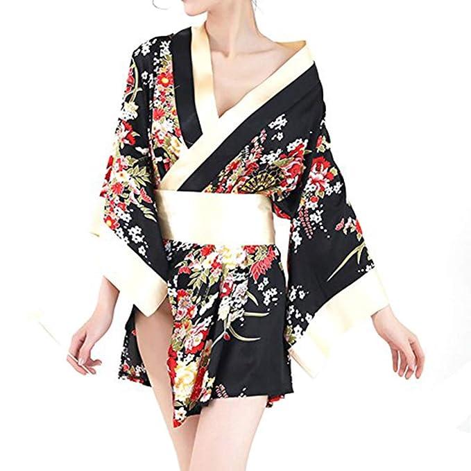 Amazon.com: Superex - Conjunto de lencería sexy japonesa ...