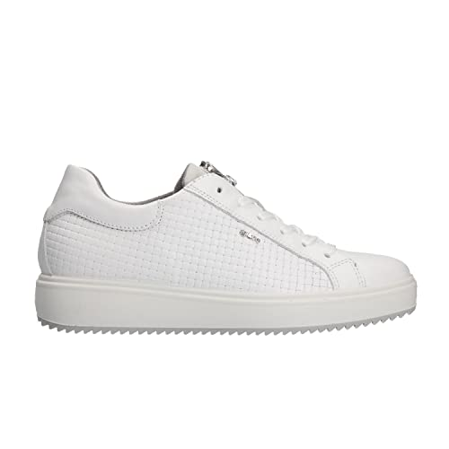 125cee935ec25 IGI CO Sneakers Scarpe Donna Bianco 11486 40  Amazon.it  Scarpe e borse