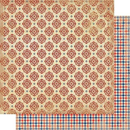 Authentique Paper''Liberty'' 6x6 Paper Pad by Authentique Paper (Image #4)