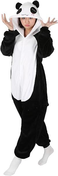 Très Chic Mailanda – Disfraz de oso panda para adultos, unisex ...