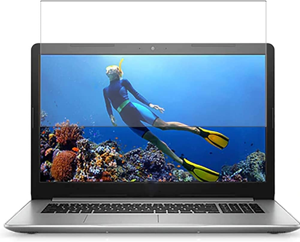Puccy Privacy Screen Protector Film, Compatible with Dell Inspiron 17 5000 (5770) 17.3