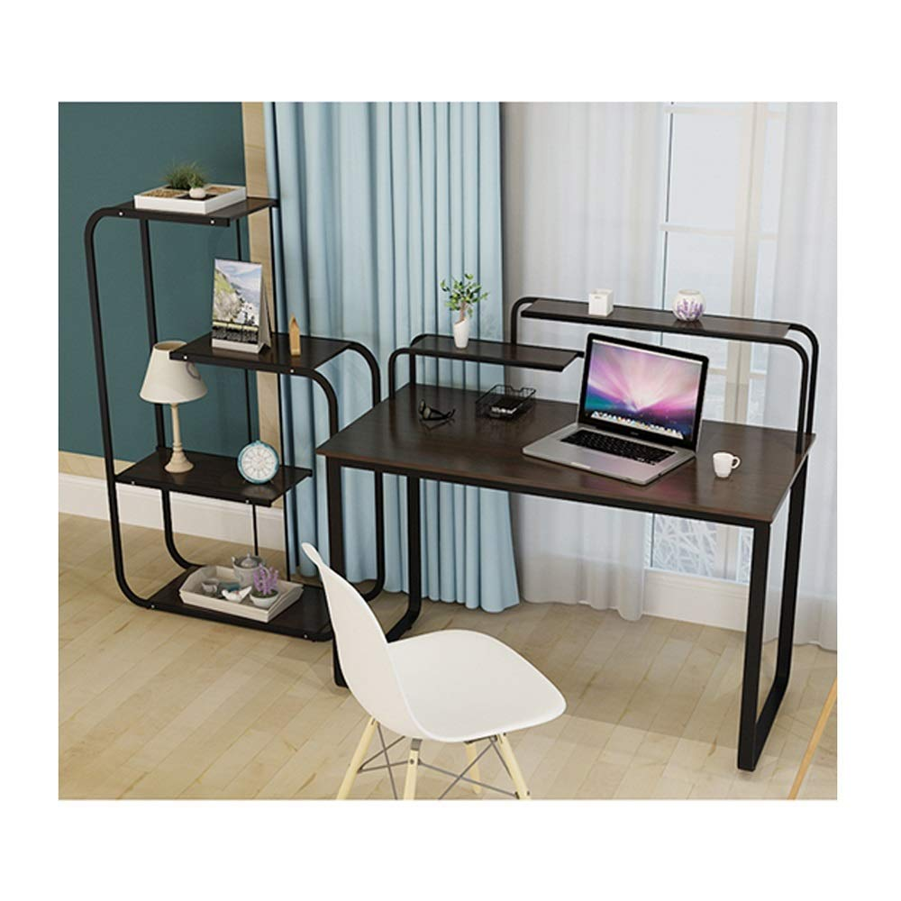 alta calidad negro Wghz Mesa de Estudio para el alumno alumno alumno de Escritorio en el hogar, Mesa de Oficina Simple, Escritorio Creativo (Color  negro)  compras de moda online