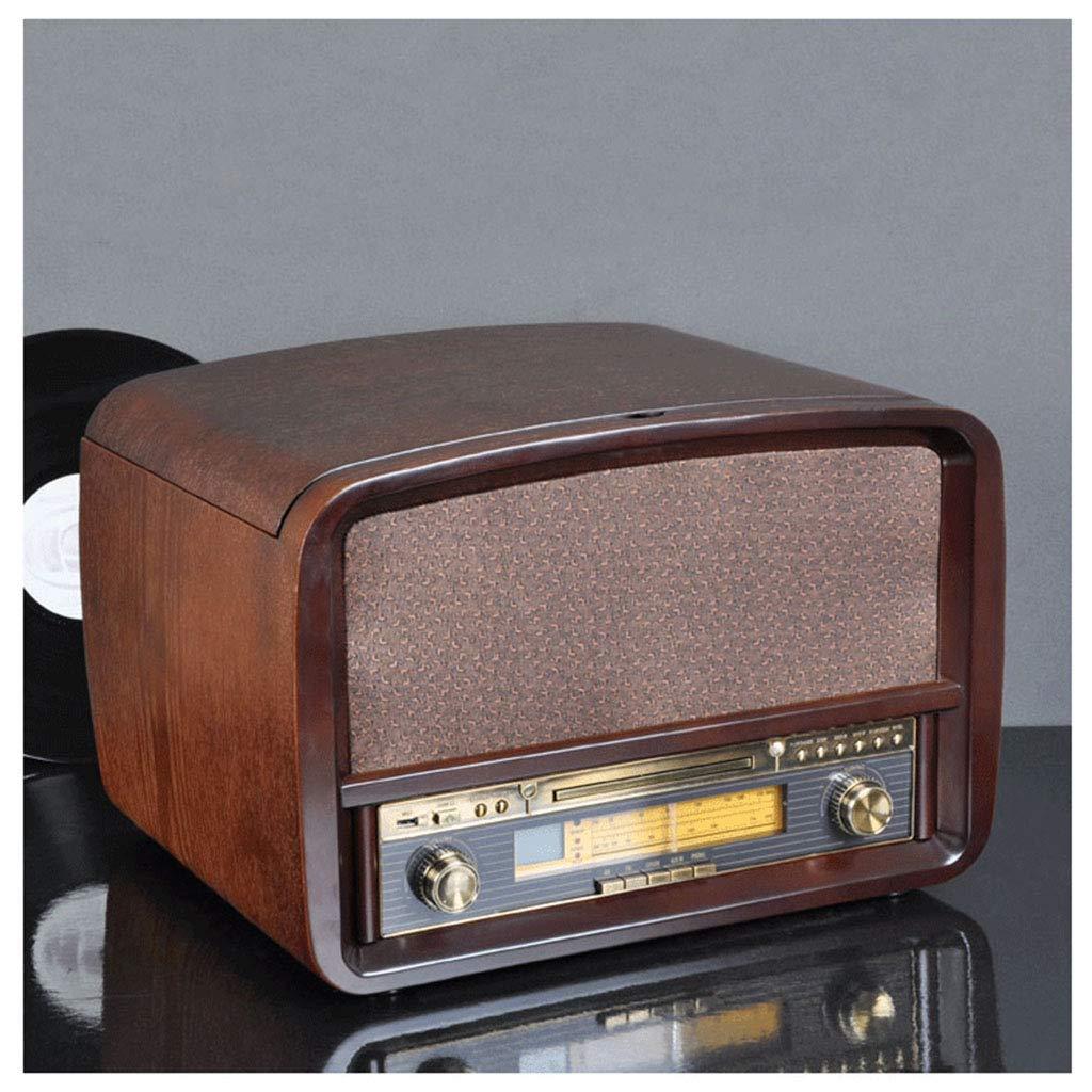HYLH Reproductor de Discos de Vinilo, Apariencia de Radio ...