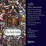 Tallis: Salve Intemerata [The Cardinall's Musick, Andrew Carwood] [Hyperion: CDA67994]