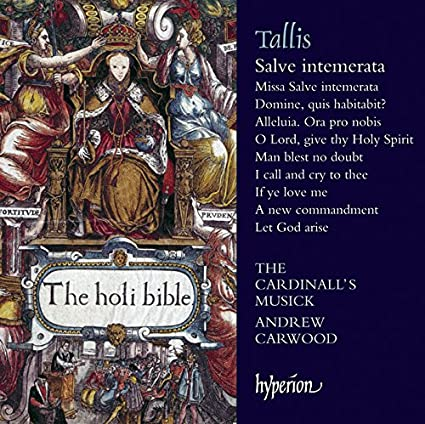 Tallis: Salve intemerata