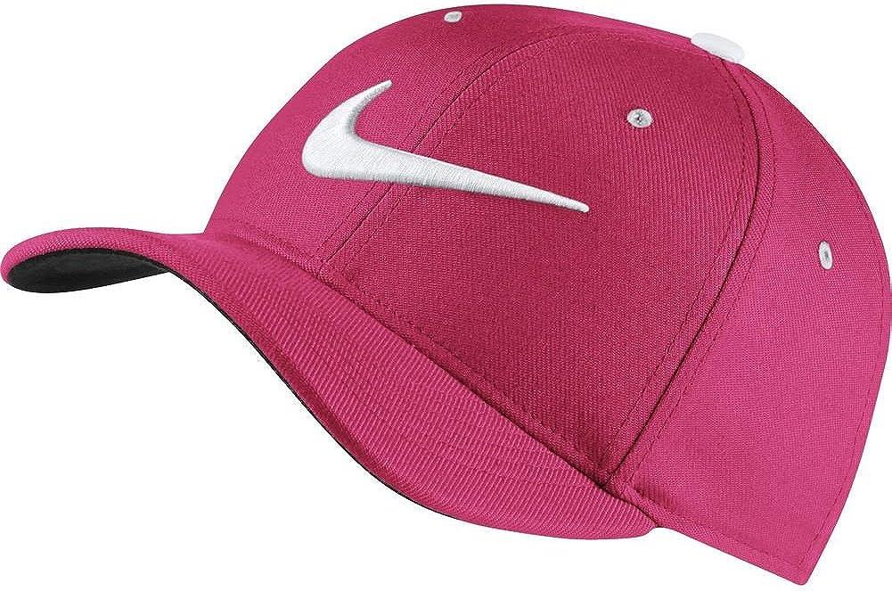 Nike Gorra Aerobill Classic99 Training Rosa Cadetes: Amazon.es ...