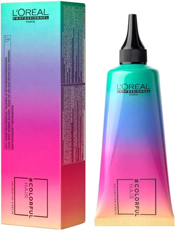 LOreal Colorful Hair Tinte Capilar Azul Marino - 90 ml