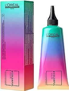 LOréal, Aditivo y relleno de color (Magenta) - 90 ml.