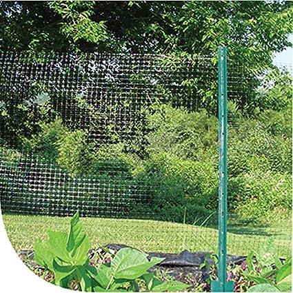 Amazon.com : Deer fence Easy Gardener 6050 DeerBlock 7-by-350-Foot ...