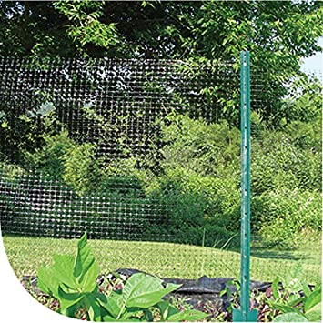 Deer Zaun Einfach Gartner 6050 Deerblock 7 By 350 Foot Netz Amazon