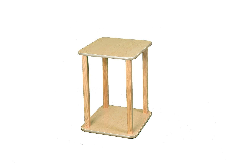 Wild Zoo muebles CPU y soporte para impresora, arce/marrón ...