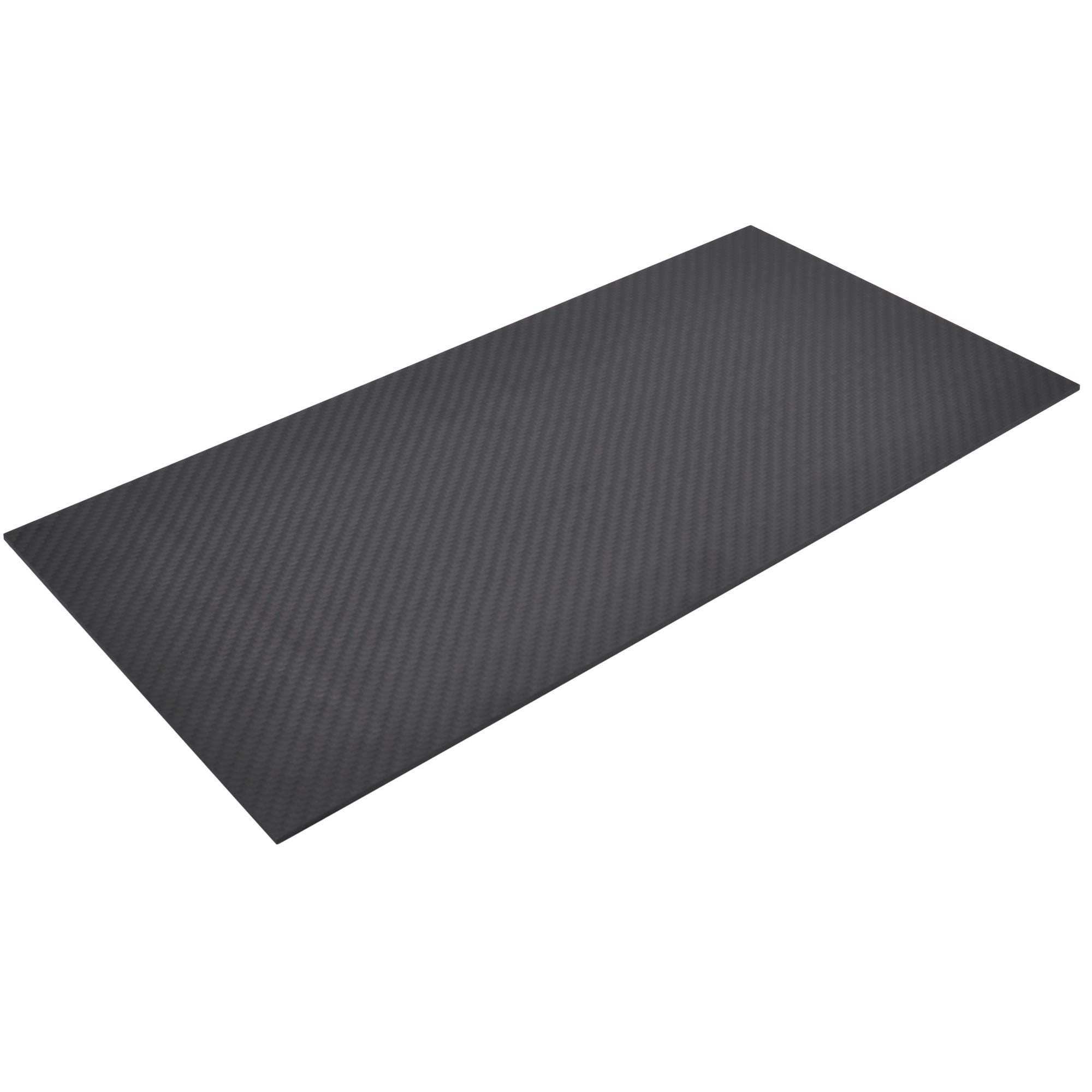 FPVKing 200X400X3mm 3K Full Carbon Fiber Plate Panel Sheets 3mm Thickness High Composite Hardness Material for RC DIY by FPVKing