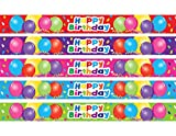 Teacher Created Resources Happy Birthday Balloons Slap Bracelets (20666)