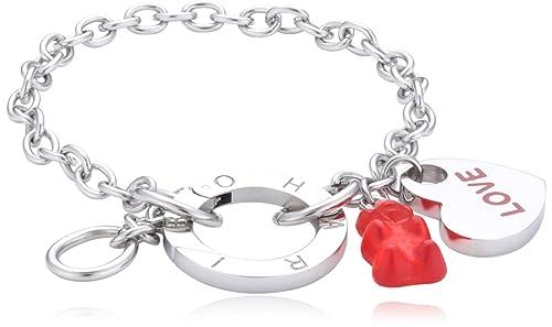 Haribo Damen-Armband Edelstahl  centimeters 360006500