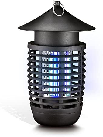 Bug Zapper Mosquito Killer Lamp Led UV Lamp Fly Moths Zappers