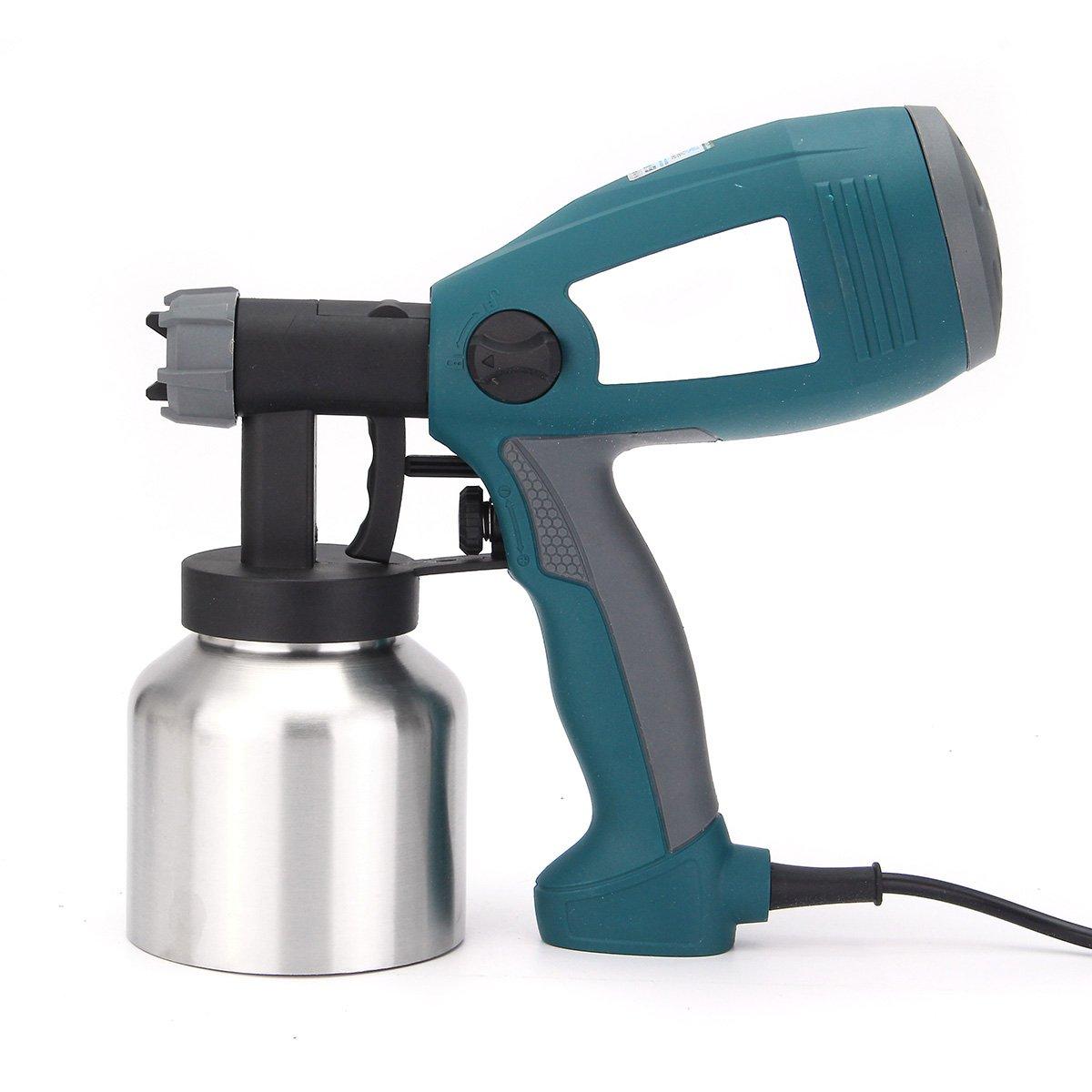 220V 500W Paint Sprayer Gun Control Pattern Spray Professional Control Electric Spray Gun