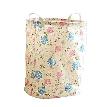 Amazon Com Jili Online Folding Round Shape Stand Storage Basket