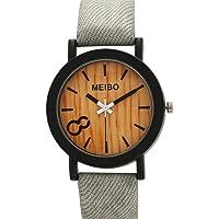 Longra Reloj Reloj Neutro Reloj de Cuarzo Simple